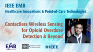 Contactless Wireless Sensing - Shyam Gollakota - IEEE EMBS at NIH, 2019