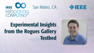Experimental Insights from the Rogues Gallery Testbed - Jeffrey Young - ICRC San Mateo, 2019