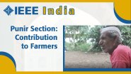 IEEE India, Pune Section: Contribution to the Farmers