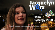 Jacquelyn Worx: Hello Synergy 2020