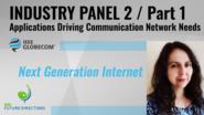 Pt. 1: Next Generation Internet - Yanick Pouffary - Industry Panel 2, IEEE Globecom, 2019
