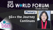 5G++ the Journey Continues - Chih-Lin I - 5G World Forum Dresden, 2019