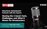 Episode 2: Q&A with Cindy Hutter Cavell: IEEE BTS Podcast