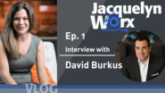 Jacquelyn Worx - Episode 1 - Interview with David Burkus