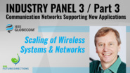 Pt. 3: Scaling of Wireless Systems and Networks - Gerhard Fettweis - Industry Panel 2, IEEE Globecom, 2019