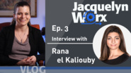 Jacquelyn Worx - Episode 3 - Interview with Rana el Kaliouby