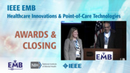 Awards & Meeting Wrap Up - IEEE EMBS at NIH, 2019