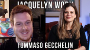 An Interview with Tommaso Gecchelin - Jacquelyn Worx Episode 4