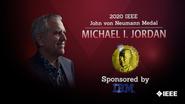 Honors 2020: Michael I. Jordan Wins the IEEE John von Neumann Medal