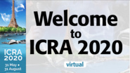 Welcome to ICRA 2020