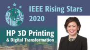 Sonita Lontoh - 3D Printing - IEEE Rising Stars 2020