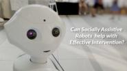 Teaching assistance through social robotics for ASD
