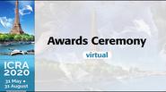 ICRA 2020 - RAS Awards Ceremony