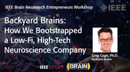 IEEE Brain: Backyard Brains: How We Bootstrapped a Low-Fi, High-Tech Neuroscience Company