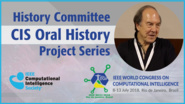 Crister Carlsson: History Committee CIS Oral History Project Series