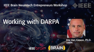 IEEE Brain: Working With Darpa
