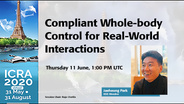 ICRA 2020 Keynote - Compliant Whole-body Control for Real-World Interactions