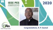 IEEE PES Awards 2020: IEEE PES Nari Hingorani FACTS Award