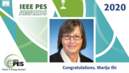 IEEE PES Awards 2020: IEEE PES Outstanding Power Engineering Educator Award