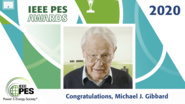 IEEE PES Awards 2020: IEEE PES Prabha S. Kundur Power System Dynamics and Control Award