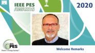 Welcome to the 2020 IEEE PES Awards!