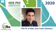 Thank You to all PES Members, Volunteers and Staff: A Message from Juan-Carlos Montero