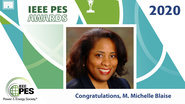 IEEE PES Awards 2020: IEEE PES Leadership in Power Award