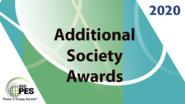 2020 Awards: IEEE PES General Meeting