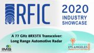 Tatsunori Usugi -  RFIC Industry Showcase - IMS 2020