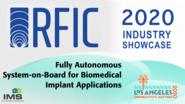 Vadim Issakov - RFIC Indusrty Showcase - IMS 2020