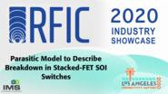 Kathleen Muhonen - RFIC Industry Showcase - IMS 2020