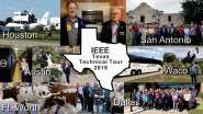 2019 IEEE R5 Life Members Texas Technical Tour