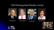 IEEE Distinguished Member Awards