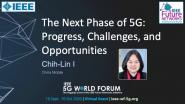 The Next Phase of 5G: Progress, Challenges, and Opportunities