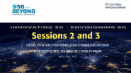 5G and Beyond 2020 - Sessions 2 and 3
