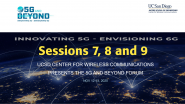 5G and Beyond 2020 - Sessions 7, 8 and 9