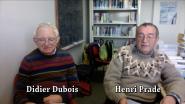Didier Dubois and Henri Prade, 1977 - Celebrating the centenary of Lotfi A. Zadeh (1921-2017)