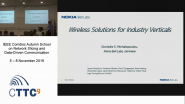 Wireless Solutions for Industry Verticals Part 1