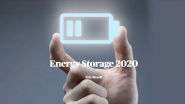 Current State of Energy Storage 2020 - Technology & Markets
