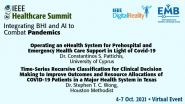 IEEE Healthcare Summit 2021: Plenary Speakers - Dr. Constantinos S. Pattichis & Dr. Stephen Wong