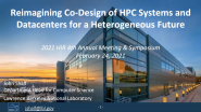 Reimagining Co-design of HPC Systems for a Heterogeneous Future