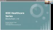 Healthcare AI Blockchain - Session5: Panel4 - Frederic deVaulx