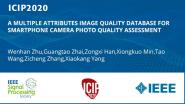 A MULTIPLE ATTRIBUTES IMAGE QUALITY DATABASE FOR SMARTPHONE CAMERA PHOTO QUALITY ASSESSMENT