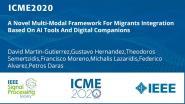 A Novel Multi-Modal Framework For Migrants Integration Based On AI Tools And Digital Companions