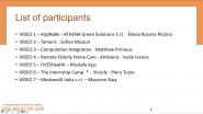 IEEE MELECON 2020 - Start-Up & Entrepreneurship, Part 1 - Best Entrepreneurship Activity Pitch Presentation