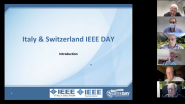 Joint IEEE Day Celebration Italy & Switzerland Section 2020: The Microchip Revolution