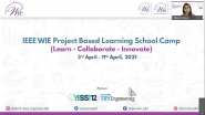 Inauguration Ceremony   IEEE WIE Project-Based Learning School Camp
