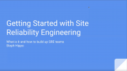 Introduction to Site Reliability Engineering: How to Start & Practical Guidelines