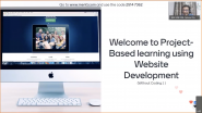 Introduction to Website Development | IEEE WIE PBL School Camp