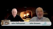 John Palfreyman & John Greaves: Fireside Chat on Enterprises Blockchain in Health care